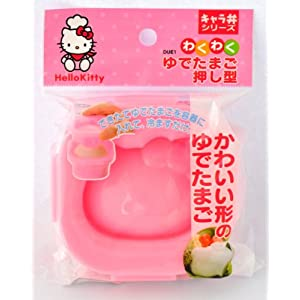 Hello Kitty Boil Egg Mold