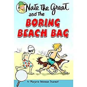 Nate the Great and the Boring Beach Bag Audiobook