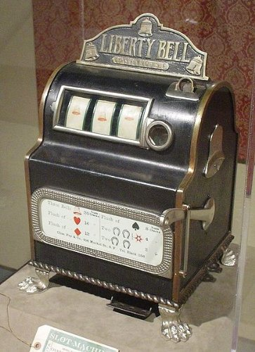A History of Slot Machines (Bally Slot Machine compare prices)