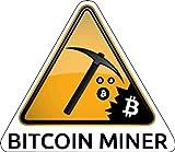 Bitcoin Miner (Contour Cut)