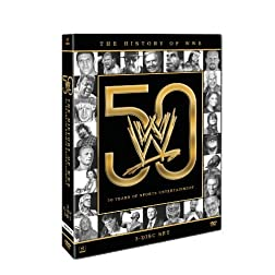 WWE: History of the WWE