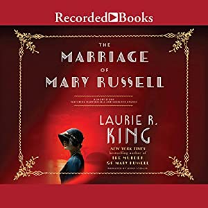 The Marriage of Mary Russell Audiobook