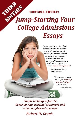 Think Movies Another Great Way To Write Your College Application  College Application Essay