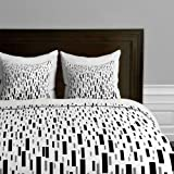 DENY Designs Lisa Argyropoulos Torrential Duvet Cover, King