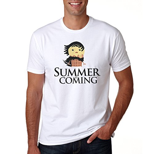 Summer Is Coming Game Of Thrones Large Uomini T-Shirt