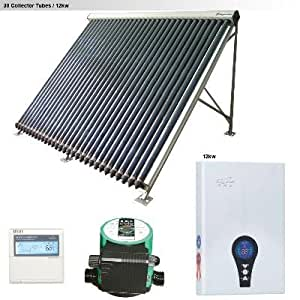 Gulf Stream Solar Kits for a Large Family (5+ people) - Large Family - Zone 1 Solar Kit