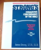 Strong's Exhaustive Concordance of the Bible (Thumb Indexed Edition) (0529066807) by James Strong