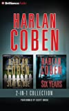 Harlan Coben - Six Years & Stay Close 2-in-1 Collection