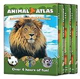 Animal Atlas: 3pack Super/Mysteries/2in1