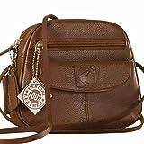 eZeeBags Nothing like a Maya Teen genuine leather sling bag - to enhance your style & confidence. eZeeBags YT842v1.
