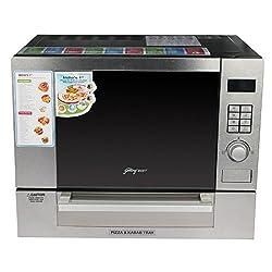 Godrej GME 25GP1 MKM 25-Litre Grill Microwave Oven