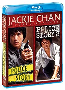 Jackie Chan Double Feature - Police Story / Police Story II (Blu-Ray)
