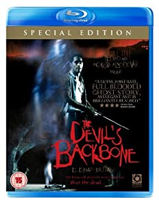 The Devil's Backbone [Region B]