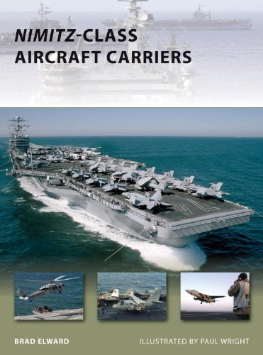 Nimitz Class Aircraft Carriers (New Vanguard)