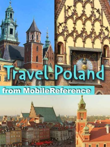 Travel Poland 2011 - Illustrated Guide, Phrasebook & Maps. Includes Warsaw, Kraków and more. Entertainment Bonus: FREE Sudoku Puzzles &