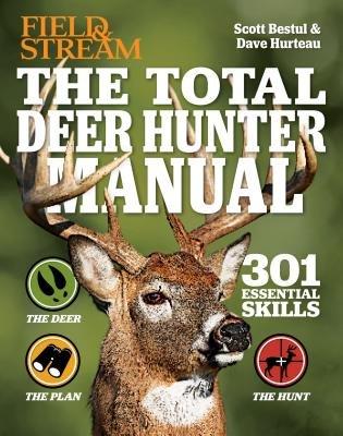 field-stream-the-total-deer-hunter-manualfield-stream-total-deer-huntpaperback