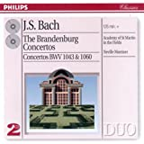 Bach, j.s. the brandenburg co