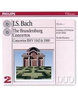 Bach, j.s. the brandenburg co