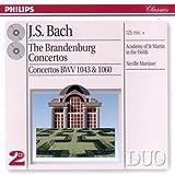 Bach: Brandenburg Concertos Academy of St. Martin in the Fields