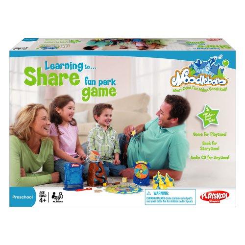 Noodleboro Fun Park Sharing Game