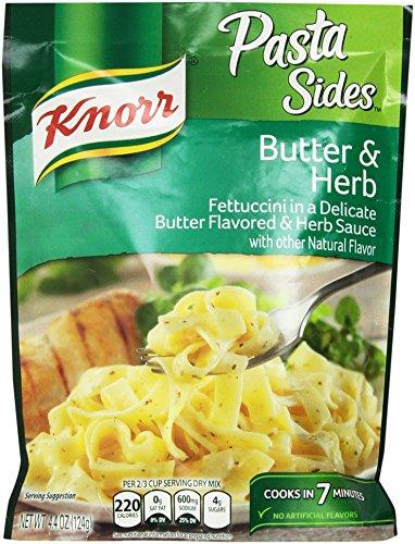 Knorr Pasta Sides Butter Amp Herb 4 4 Oz Home Garden Kitchen