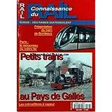 CONNAISSANCE DU RAIL [No 236] du 01/05/2001 - SUISSE - DES RAMES QUI PENDULENT - PRESENTATION DU TRAM DE BORDEAUX...