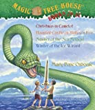 Magic Tree House: Books 29-32: #29 Christmas in Camelot; #30 Haunted Castle on Hallows Eve; #31 Summer of the Sea Serpent; #32 Winter of the Ice Wizard