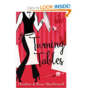 Turning Tables: Heather MacDowell, Rose MacDowell: Amazon