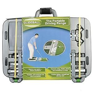 Glideball 92156A Portable Golf Driving Range by Glideball