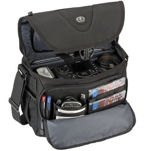 Tamrac 5782 Evolution Messenger 2 Photo/Laptop Bag (Black)