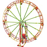 K'NEX Revolution Ferris Wheel Building Set - 344 Pieces with Battery Powered Motor - Ages 7 Engineering Education Toy