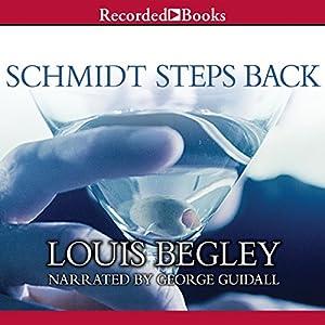 Schmidt Steps Back Audiobook