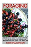 Foraging: Foraging Wild Edible and Medicinal Plants - How To Identify, Harvest, And Use Wild Medicinal Plants For Weight Loss, Beauty, And A Healthy ... Herbs, Spices and their Usage and Storage)