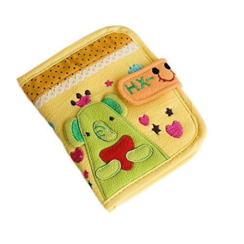 [Green Elephant] Wallet Purse (4.7*3.7)