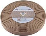 Country Brook Design® 1 Inch Beige Polypro Webbing, 25 Yards