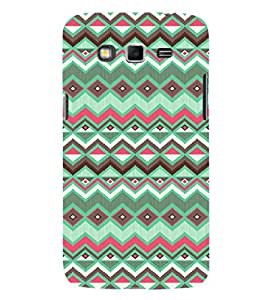 EPICCASE Tribal madness Mobile Back Case Cover For Samsung Galaxy Grand 2 (Designer Case)