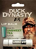 Duck Dynasty Lip Balm Uncle Sis Unsweet Tea
