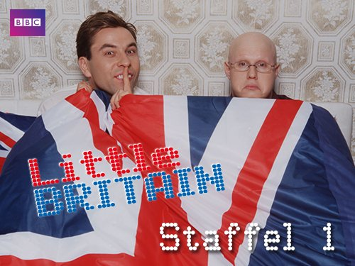 little britain staffeln