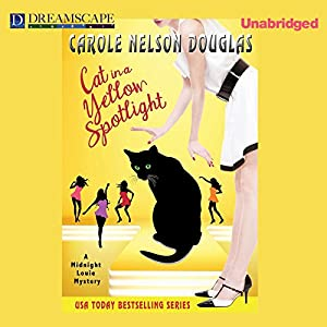 Cat in a Yellow Spotlight Audiobook