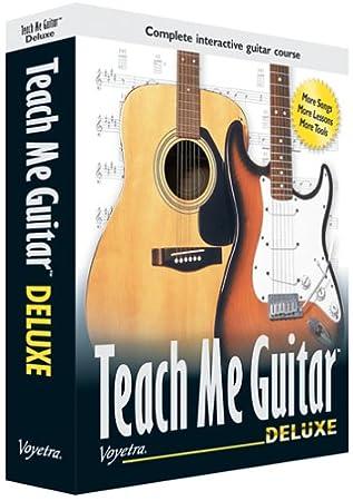 Teach Me Guitar Deluxe