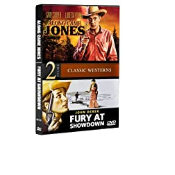 Along Came Jones / Fury at Showdown (Gary Cooper, Loretta Young)