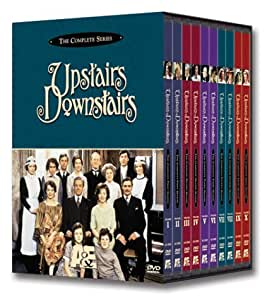 Upstairs Downstairs - The Complete Series Megaset