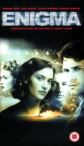 Enigma [UK-Import] [VHS]