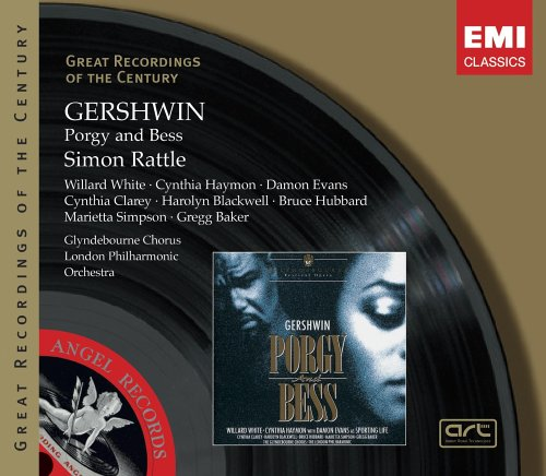 Porgy & Bess by George Gershwin, Simon Rattle, Hyacinth Nicholls, London Philharmonic Orchestra and Camellia Johnson