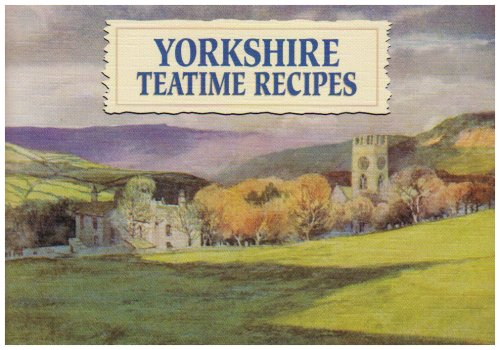 Favourite Yorkshire Teatime Recipes by Amanda Persey, Gordon Home