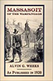 img - for Massasoit of the Wampanoags book / textbook / text book
