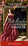 Nuits blanches � Langston Manor par D'Alessandro