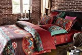 TheFit-Boho-Bedding-for-Adult-T321-Duvet-Cover-Set-100-Egyptian-Cotton-Queen-King-Set-4-Pieces