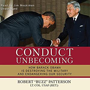 Conduct Unbecoming Audiobook