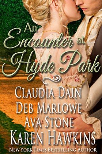 Karen Hawkins - An Encounter at Hyde Park